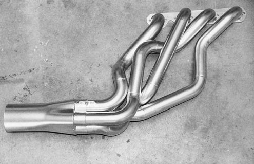 CPR - Custom Headers for Ford Mustang and Engine Swap applications