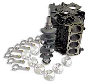 347 Stroker Kit Special, Chevy 350 383 Rod Forged Piston